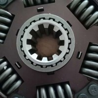 430三级减震离合器片9725160390