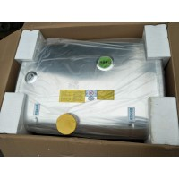 陕汽新款德龙400升方型铝合金油箱DZ91259553801 原厂精品