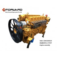 WD12.375HP    Forward发动机总成   Engine assembly