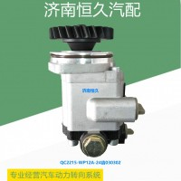 QC22/15-WP12A-24齿030302 潍柴WP12齿轮泵