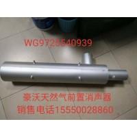 WG9725540939豪沃天然气前置消声器