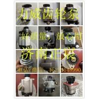 612600130509  潍柴WD12 助力泵 齿轮泵