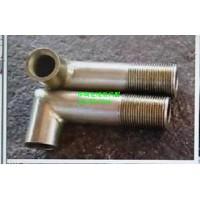 612640160102潍柴WP12发动机水泵水管接头