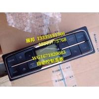 重汽豪瀚N7G  自动控制面板