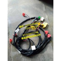 重汽豪瀚N7G 缓速器驾驶室附加线(A12)