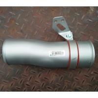 WG9727530009中冷器进气钢管总成