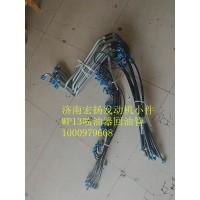 潍柴WP13喷油器回油管  1000979668
