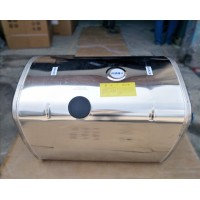重汽D型铝合金燃油箱SY550006