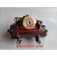 一汽解放右置车动力转向器、转向机3411010-Q488