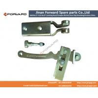 DZ1643340010   车门锁止机构总成 Door lock mechanism