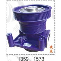 红岩水泵总成612600061578