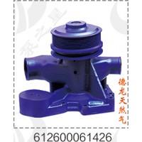 德龙天然气水泵总成612600061426