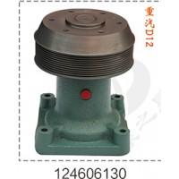 重汽D12风扇托架124606130
