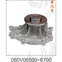 重汽曼水泵总成080V06500-6700