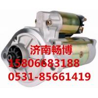 三菱6D34起动机M8T87171    ME049303
