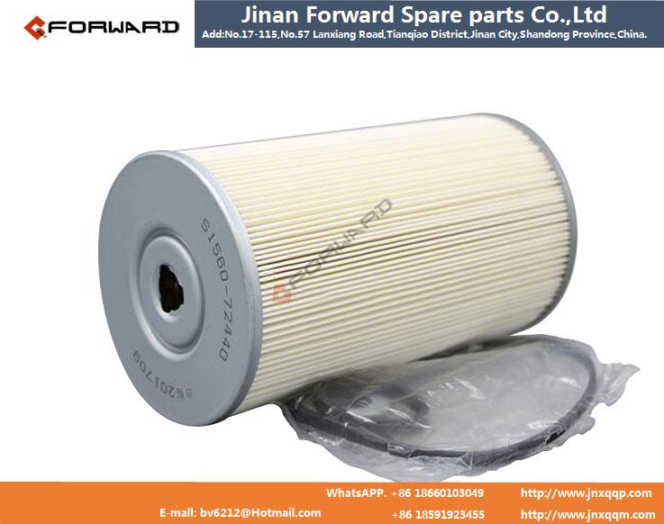 S1560-72440    Forward机油滤芯   Oil filter/S1560-72440