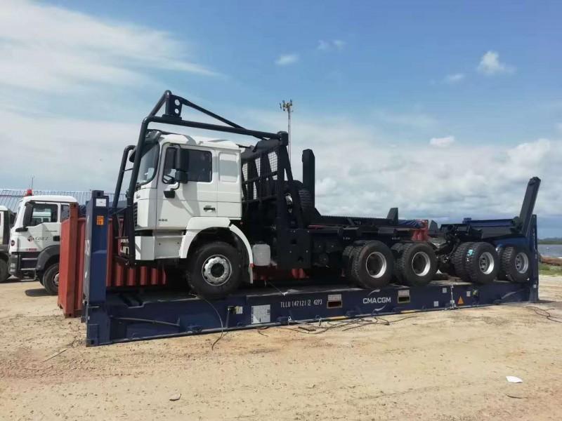 SHACMAN   logging transporter  F3000 6*4  Forward/6*4