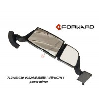 712W63730-0022   Forward电动后视镜power mirror