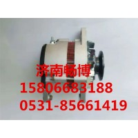 锡柴CA4DF3东风客车发电机3701010-A34-DX1BF
