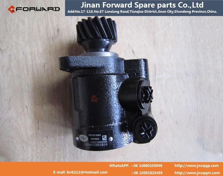 3407020-D604A*F*000   Power steering pump/3407020-D604A*F*000