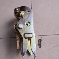 德龙X3000新M3000伸缩拉杆锁头(龙头)陕汽重卡原厂配件
