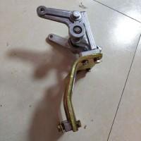 欧曼ETX5系挂档杆操纵器 欧曼2280换挡杆排挡杆变速杆操纵器总成