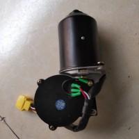 中国重汽豪沃雨刷电机10款原厂配件WG1642741008