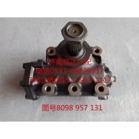 重汽豪沃动力转向器总成、方向机总成8098957131