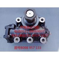 重汽豪沃动力转向器总成、方向机总成8098957133