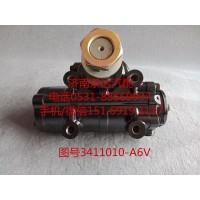 一汽解放动力转向器总成、方向机总成3411010-A6V