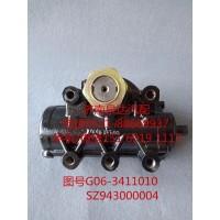 陕汽新M3000动力转向器总成、方向机SZ943000004