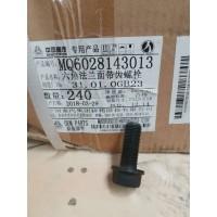 MQ6028143013  重汽曼桥MCY13 半轴螺栓