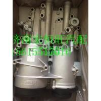 201V05000-7043重汽MC11/13发动机机油模块