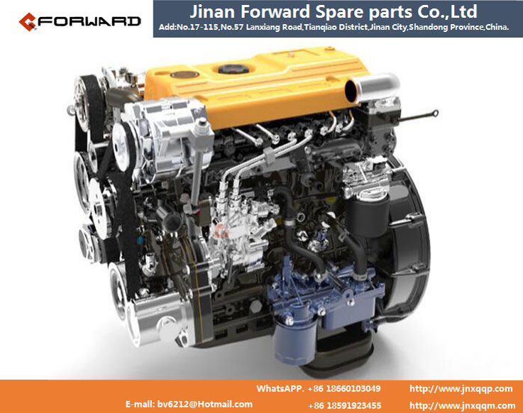 WP2.1Q71E40   Engine assembly/WP2.1Q71E40