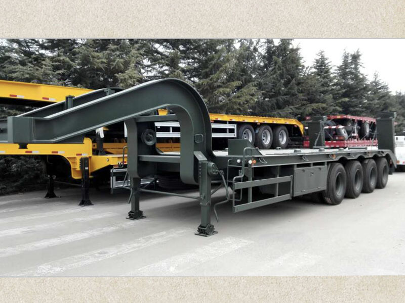 ZL9750BG-001  60t semi-trailer/ZL9750BG-001