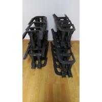 AZ9925930006/930016左右上车踏板支架总成