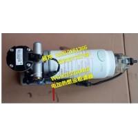 重汽豪瀚N7G 电加热燃油粗滤器