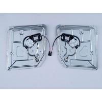 中国重汽豪沃原厂手动改电动玻璃升降器改电动门窗电动升降器