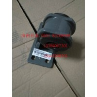 712W96201-0001左橡胶支承  汕德卡配件