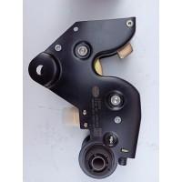 解放汽车配件 大J6 J6后悬锁 驾驶室液压锁总成