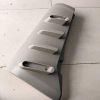 陕汽重卡德龙X3000外导风罩原厂配件