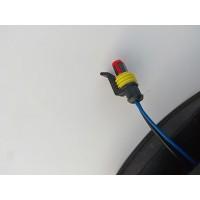 陕汽重卡配件德龙F3000遮阳罩板灯示廓灯顶灯专用插头
