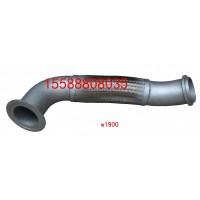 绕行软管  豪沃2077/3  W1900