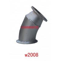 排气管  德龙0725  W2008