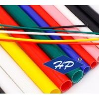 供应硅树脂玻纤套管,自熄管,环保玻纤套管