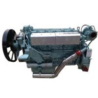 重汽WD615发动机总成