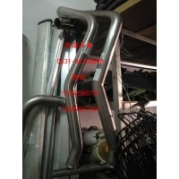 712W06303-0002水管 汕德卡配件