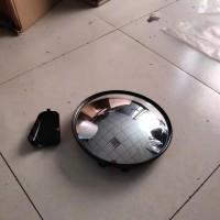 中国重汽豪沃10款下视镜圆镜WG1664770010