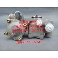 红岩转向油泵、助力泵7077955616