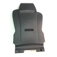 中国重汽汕德卡座椅塑料靠背原厂配件